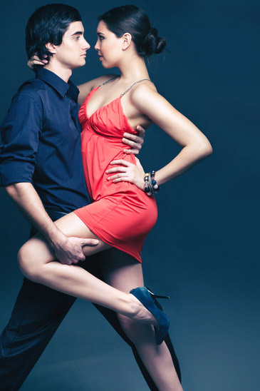 In dance